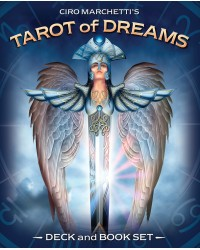 Tarot of Dreams Deck and Book Set Mystic Convergence Metaphysical Supplies Metaphysical Supplies, Pagan Jewelry, Witchcraft Supply, New Age Spiritual Store
