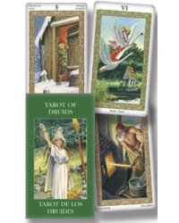 Tarot of Druids Mini Cards Mystic Convergence Metaphysical Supplies Metaphysical Supplies, Pagan Jewelry, Witchcraft Supply, New Age Spiritual Store