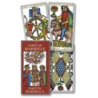 Tarot of Marseille Mini Tarot Cards