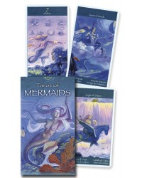 Tarot of Mermaids Cards Mystic Convergence Metaphysical Supplies Metaphysical Supplies, Pagan Jewelry, Witchcraft Supply, New Age Spiritual Store