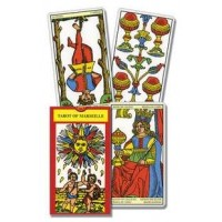 Tarot of Marseille Historical Cards