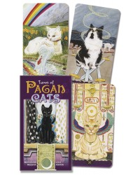 Tarot of Pagan Cats Cards Mystic Convergence Metaphysical Supplies Metaphysical Supplies, Pagan Jewelry, Witchcraft Supply, New Age Spiritual Store