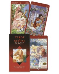 Tarot of Sexual Magic Cards Mystic Convergence Metaphysical Supplies Metaphysical Supplies, Pagan Jewelry, Witchcraft Supply, New Age Spiritual Store