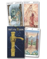 Tarot of the 78 Doors Cards Mystic Convergence Metaphysical Supplies Metaphysical Supplies, Pagan Jewelry, Witchcraft Supply, New Age Spiritual Store