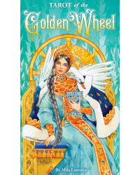 Tarot of the Golden Wheel Cards Mystic Convergence Metaphysical Supplies Metaphysical Supplies, Pagan Jewelry, Witchcraft Supply, New Age Spiritual Store