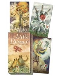Tarot of the Little Prince Cards Mystic Convergence Metaphysical Supplies Metaphysical Supplies, Pagan Jewelry, Witchcraft Supply, New Age Spiritual Store
