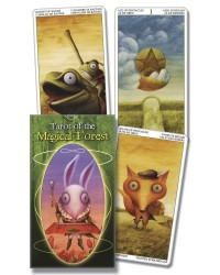 Tarot of the Magical Forest Cards Mystic Convergence Metaphysical Supplies Metaphysical Supplies, Pagan Jewelry, Witchcraft Supply, New Age Spiritual Store