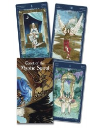 Tarot of the Mystic Spiral Cards Mystic Convergence Metaphysical Supplies Metaphysical Supplies, Pagan Jewelry, Witchcraft Supply, New Age Spiritual Store