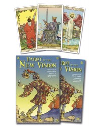 Tarot of the New Vision Cards Kit Mystic Convergence Metaphysical Supplies Metaphysical Supplies, Pagan Jewelry, Witchcraft Supply, New Age Spiritual Store