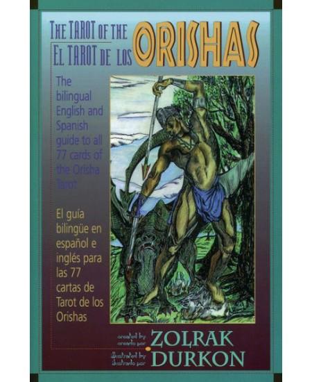 Tarot of the Orishas Book at Mystic Convergence Metaphysical Supplies, Metaphysical Supplies, Pagan Jewelry, Witchcraft Supply, New Age Spiritual Store