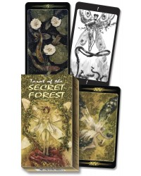 Tarot of the Secret Forest Cards Mystic Convergence Metaphysical Supplies Metaphysical Supplies, Pagan Jewelry, Witchcraft Supply, New Age Spiritual Store