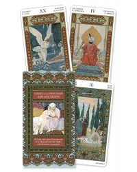Tarot of the Thousand and One Nights Cards Mystic Convergence Metaphysical Supplies Metaphysical Supplies, Pagan Jewelry, Witchcraft Supply, New Age Spiritual Store