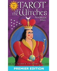 Tarot of the Witches Cards — Premier Edition Mystic Convergence Metaphysical Supplies Metaphysical Supplies, Pagan Jewelry, Witchcraft Supply, New Age Spiritual Store