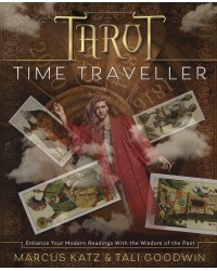 Tarot Time Traveller Mystic Convergence Metaphysical Supplies Metaphysical Supplies, Pagan Jewelry, Witchcraft Supply, New Age Spiritual Store