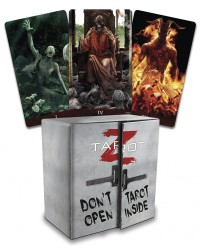 Tarot Z Cards Limited Edition - Don't Open! Mystic Convergence Metaphysical Supplies Metaphysical Supplies, Pagan Jewelry, Witchcraft Supply, New Age Spiritual Store