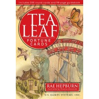 Tea Leaf Fortune Cards