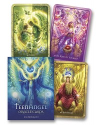 TeenAngel Oracle Cards Mystic Convergence Metaphysical Supplies Metaphysical Supplies, Pagan Jewelry, Witchcraft Supply, New Age Spiritual Store