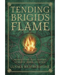 Tending Brigid's Flame Mystic Convergence Metaphysical Supplies Metaphysical Supplies, Pagan Jewelry, Witchcraft Supply, New Age Spiritual Store