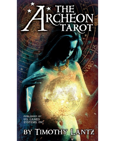 The Archeon Tarot Cards Deck at Mystic Convergence Metaphysical Supplies, Metaphysical Supplies, Pagan Jewelry, Witchcraft Supply, New Age Spiritual Store