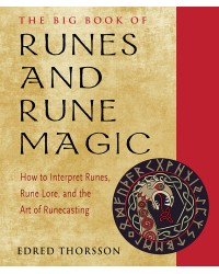 The Big Book of Runes and Rune Magic Mystic Convergence Metaphysical Supplies Metaphysical Supplies, Pagan Jewelry, Witchcraft Supply, New Age Spiritual Store
