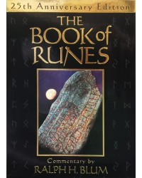 The Book of Runes 25th Anniversary Edition Set Mystic Convergence Metaphysical Supplies Metaphysical Supplies, Pagan Jewelry, Witchcraft Supply, New Age Spiritual Store