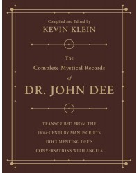 The Complete Mystical Records of Dr. John Dee (3-volume set) Mystic Convergence Metaphysical Supplies Metaphysical Supplies, Pagan Jewelry, Witchcraft Supply, New Age Spiritual Store