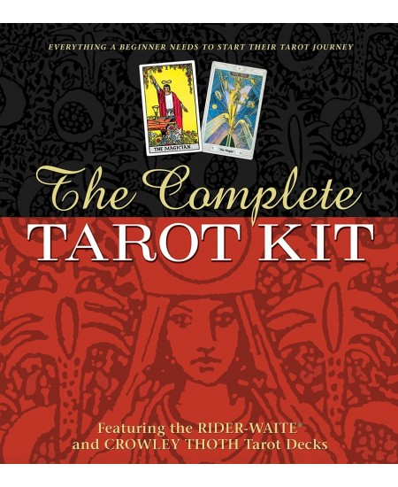 The Complete Tarot Cards Kit at Mystic Convergence Metaphysical Supplies, Metaphysical Supplies, Pagan Jewelry, Witchcraft Supply, New Age Spiritual Store