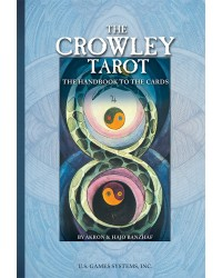 The Crowley Tarot: The Handbook to the Cards Mystic Convergence Metaphysical Supplies Metaphysical Supplies, Pagan Jewelry, Witchcraft Supply, New Age Spiritual Store