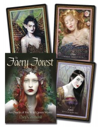 Faery Forest Oracle Cards - An Oracle of the Wild Green World Mystic Convergence Metaphysical Supplies Metaphysical Supplies, Pagan Jewelry, Witchcraft Supply, New Age Spiritual Store