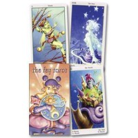 Fey Tarot Card Deck