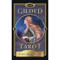 Gilded Renaissance Style Tarot Card Deck