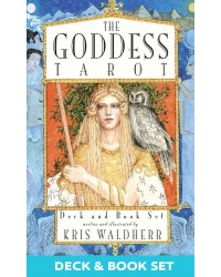 The Goddess Tarot Cards Deck and Book Set Mystic Convergence Metaphysical Supplies Metaphysical Supplies, Pagan Jewelry, Witchcraft Supply, New Age Spiritual Store