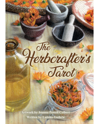 The Herbcrafter's Tarot Cards Mystic Convergence Metaphysical Supplies Metaphysical Supplies, Pagan Jewelry, Witchcraft Supply, New Age Spiritual Store