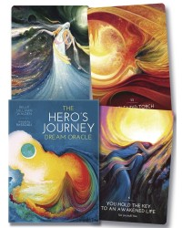The Hero's Journey Dream Oracle Cards Mystic Convergence Metaphysical Supplies Metaphysical Supplies, Pagan Jewelry, Witchcraft Supply, New Age Spiritual Store