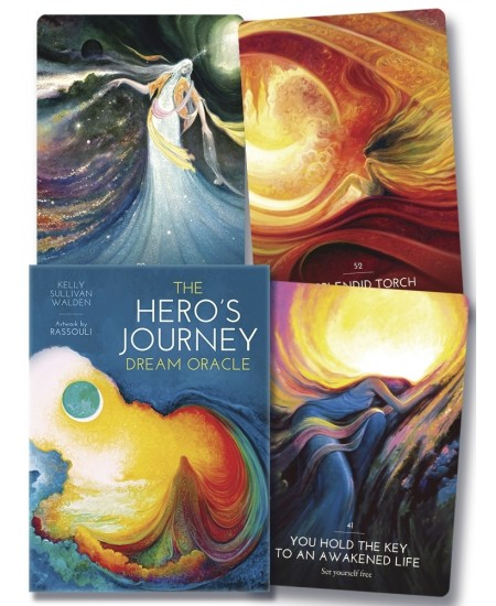 The Hero's Journey Dream Oracle Cards at Mystic Convergence Metaphysical Supplies, Metaphysical Supplies, Pagan Jewelry, Witchcraft Supply, New Age Spiritual Store