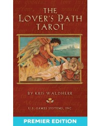 The Lover's Path Tarot Cards — Premier Edition Mystic Convergence Metaphysical Supplies Metaphysical Supplies, Pagan Jewelry, Witchcraft Supply, New Age Spiritual Store