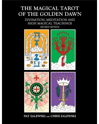 The Magical Tarot of the Golden Dawn, Revised Edition Mystic Convergence Metaphysical Supplies Metaphysical Supplies, Pagan Jewelry, Witchcraft Supply, New Age Spiritual Store