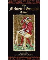 The Medieval Scapini Tarot Cards Mystic Convergence Metaphysical Supplies Metaphysical Supplies, Pagan Jewelry, Witchcraft Supply, New Age Spiritual Store