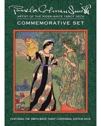 The Pamela Colman Smith Commemorative Tarot Cards Set Mystic Convergence Metaphysical Supplies Metaphysical Supplies, Pagan Jewelry, Witchcraft Supply, New Age Spiritual Store