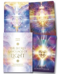 The Secret Language of Light Oracle Cards Mystic Convergence Metaphysical Supplies Metaphysical Supplies, Pagan Jewelry, Witchcraft Supply, New Age Spiritual Store