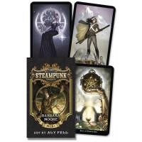 The Steampunk Tarot Mini Cards