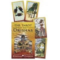 The Tarot of the Orishas Cards