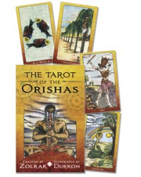 The Tarot of the Orishas Cards Mystic Convergence Metaphysical Supplies Metaphysical Supplies, Pagan Jewelry, Witchcraft Supply, New Age Spiritual Store