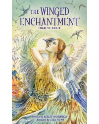 The Winged Enchantment Oracle Cards Mystic Convergence Metaphysical Supplies Metaphysical Supplies, Pagan Jewelry, Witchcraft Supply, New Age Spiritual Store
