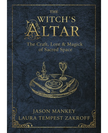 The Witch's Altar at Mystic Convergence Metaphysical Supplies, Metaphysical Supplies, Pagan Jewelry, Witchcraft Supply, New Age Spiritual Store