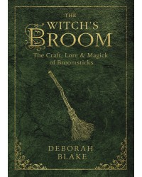 The Witch's Broom - Craft, Lore and Magick of Broomsticks Mystic Convergence Metaphysical Supplies Metaphysical Supplies, Pagan Jewelry, Witchcraft Supply, New Age Spiritual Store
