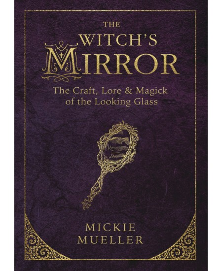 The Witch's Mirror at Mystic Convergence Metaphysical Supplies, Metaphysical Supplies, Pagan Jewelry, Witchcraft Supply, New Age Spiritual Store