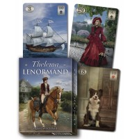 Thelema Lenormand Oracle Cards