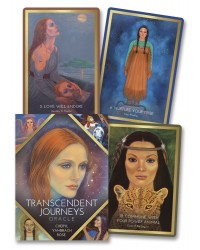 Transcendent Journeys Oracle Cards Mystic Convergence Metaphysical Supplies Metaphysical Supplies, Pagan Jewelry, Witchcraft Supply, New Age Spiritual Store