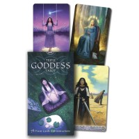 Triple Goddess Tarot Cards